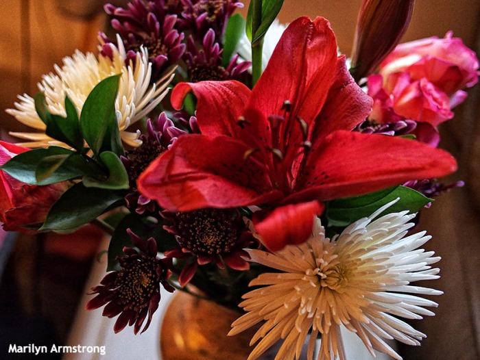 bouquet october