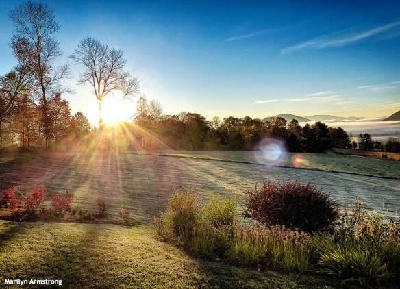 72-REFRACTION-sunrise Peacham-Monday_010