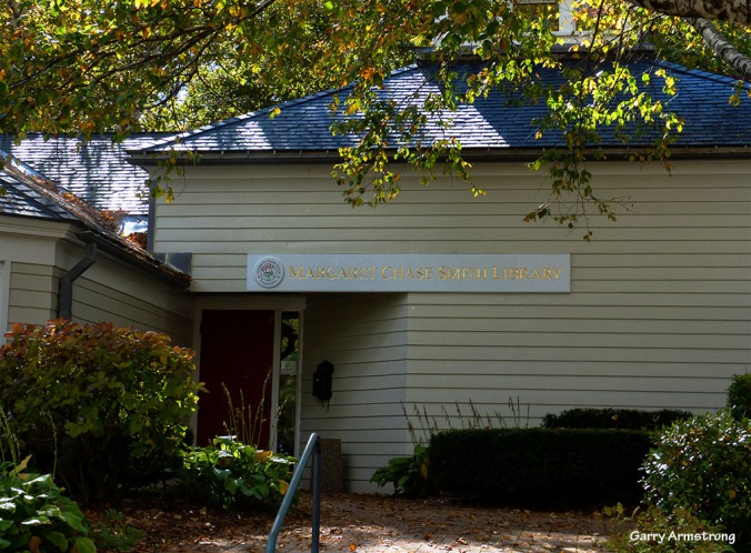 The Margaret Chase Smith Library