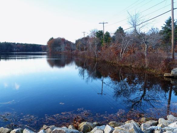 Whitins Pond November