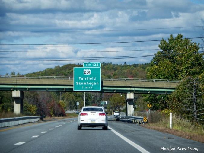 road to skowhegan Rt 201