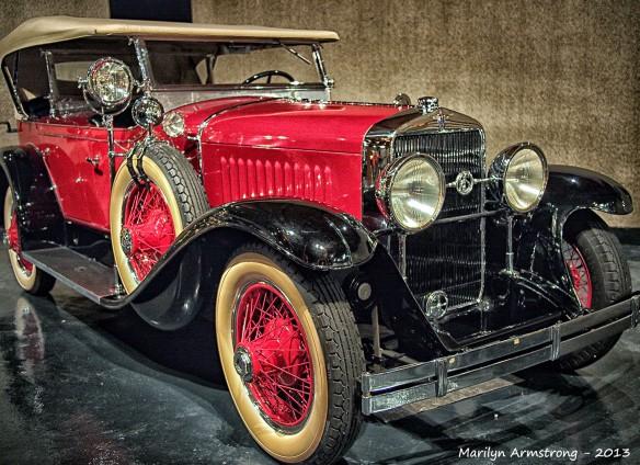antique car heritage