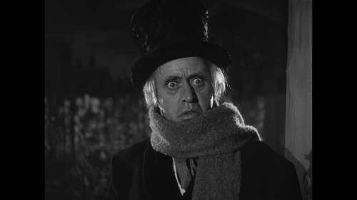 Alastair sim Chrismas carol