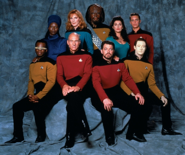 star trek next gen cast