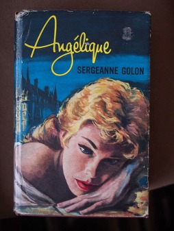 angelique book cover