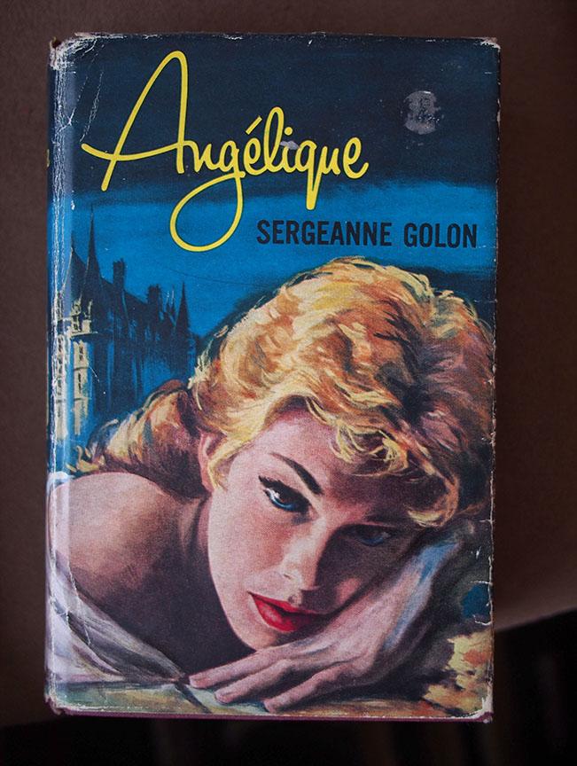 angelique book cover