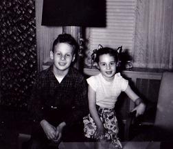 Marilyn me And Matt
