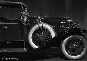 BW Antique car wheels 21