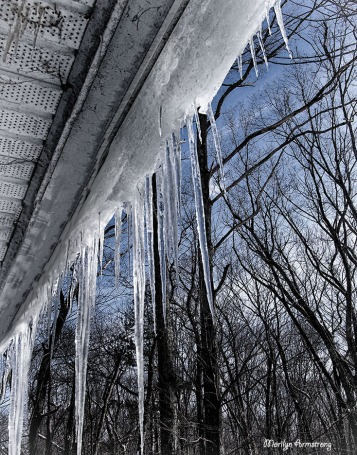 Ice Dam Feb HDR