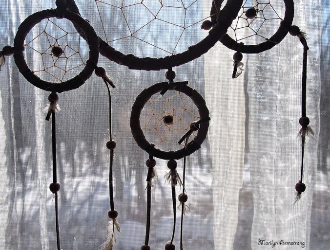 ice dam februrary 2015