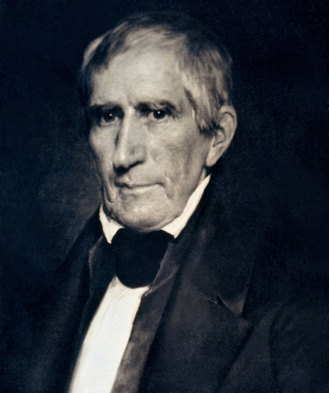 William Henry Harrison - Noteworthy serving the shortest term as U.S. president