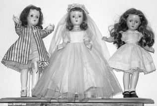 dolls margaret o'brien Madame Alexander