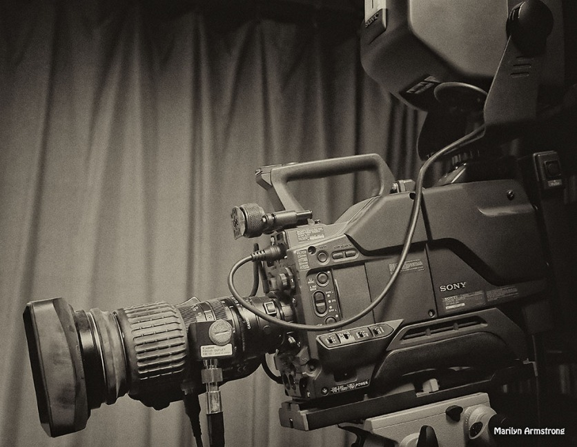 BW sepia TV Camera