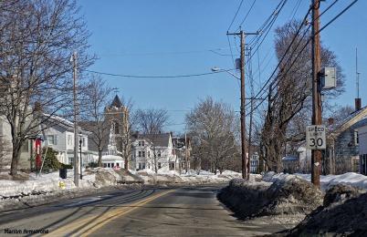 Local roads