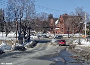 More local roads