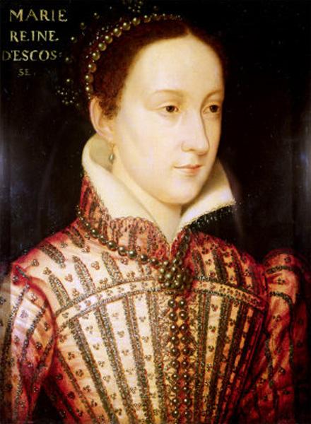 """""""Mary Stuart Queen"""" by François Clouet"""