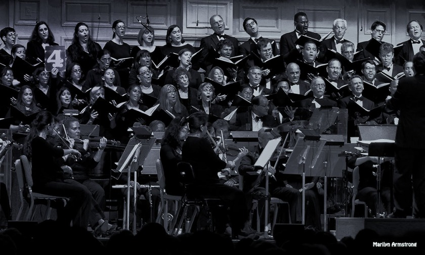 The Berkshire Chorus (at the Pops)