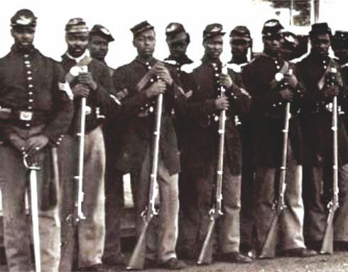 BUFFALO SOLDIERS 2