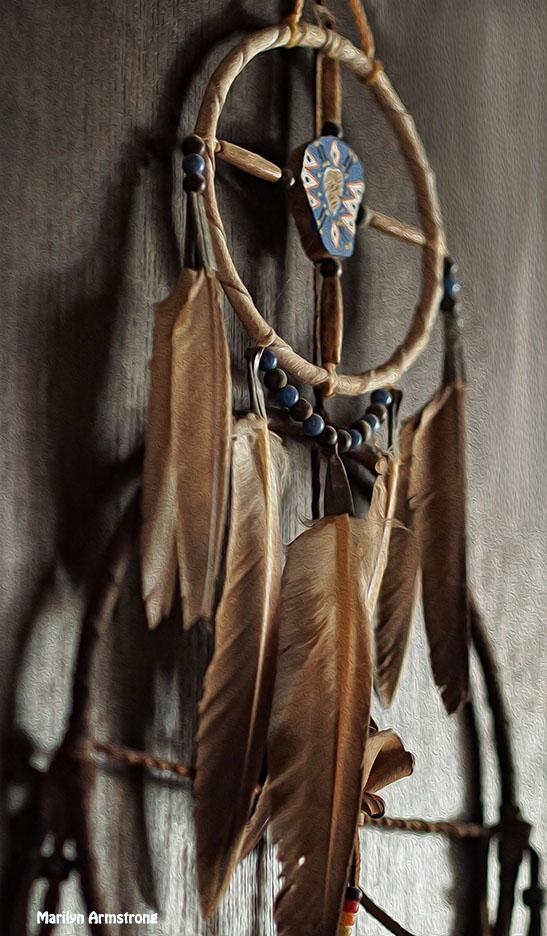 medicine wheel feathers