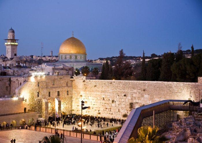 Israel-jerusalem-westernwall