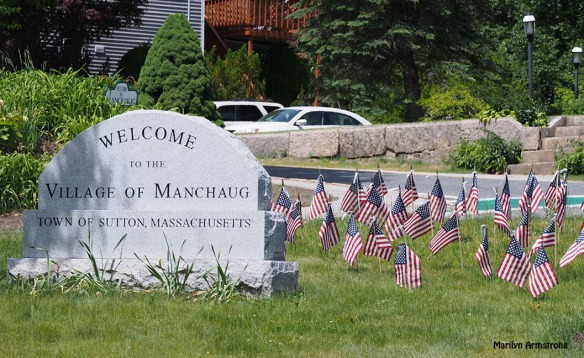 d-day remembrance manchaug memorial