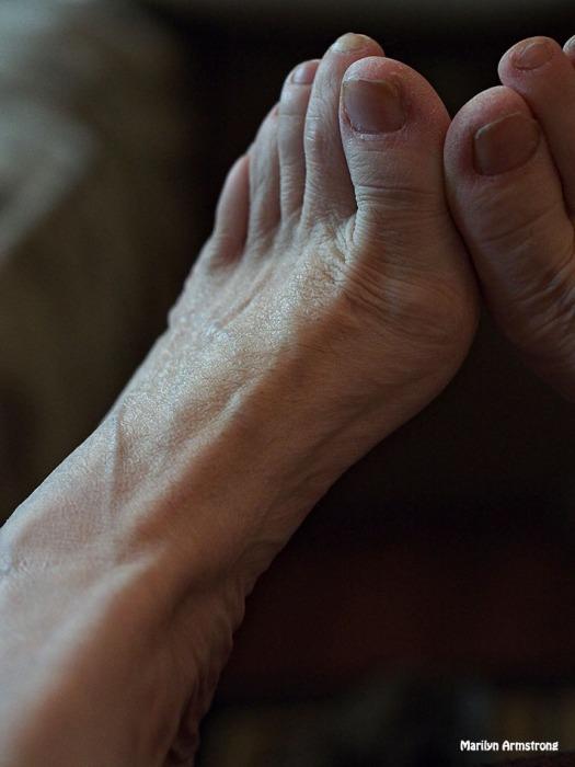 my feet 19