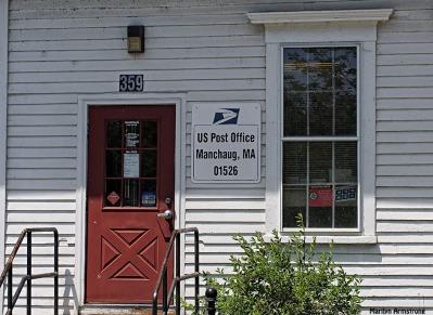 Post Office at Manchaug