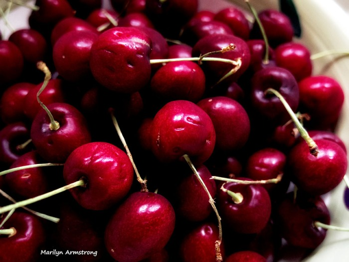 Life can be a bowl of cherries ... if you are discreet!