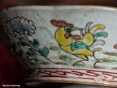 A peasant's decorative rice bowl, 18th century