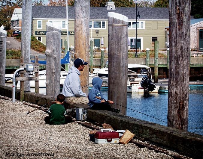 fishing Hyannisport