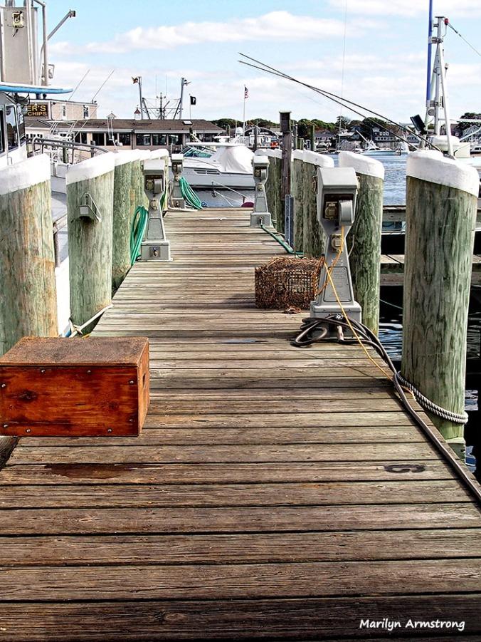 Dock harbor hyannisport