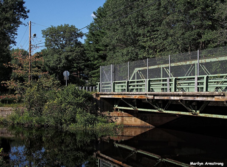 Which Way Green River Bridge