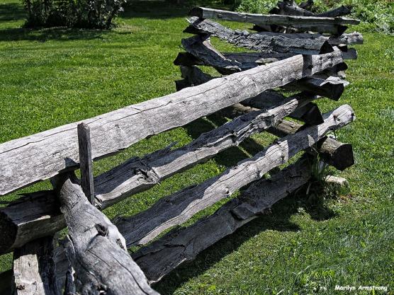 Angular fence!