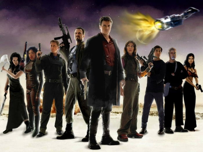 serenity movies firefly science fiction 1024x768 Fillion
