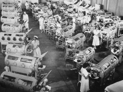 polio ward