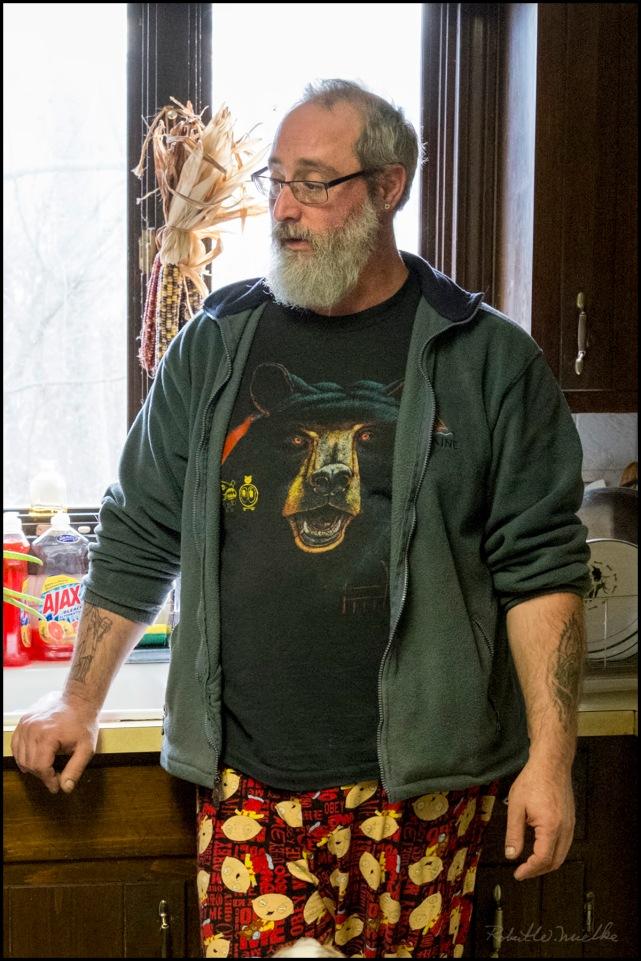 Chef Owen, master of turkey
