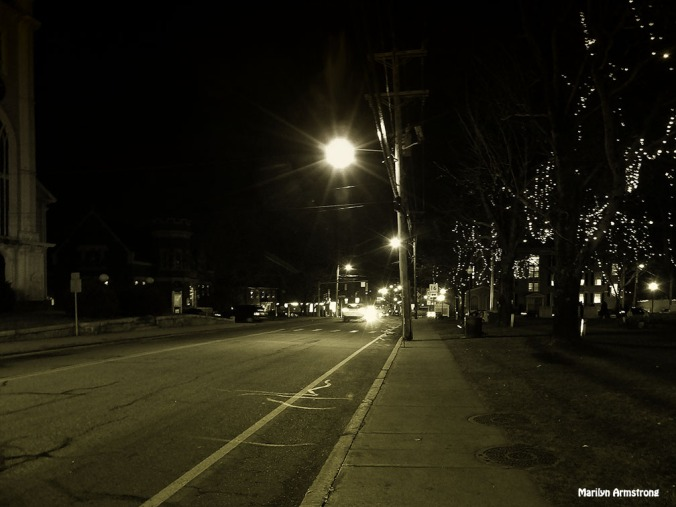 72-BW-Main-Street-Night-Uxbridge2-121015_125