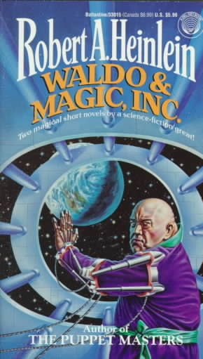 heinlein waldo magic inc cover