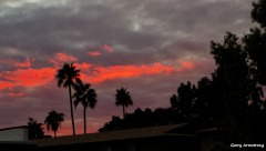 Photo: Garry Armstrong - Another sunset