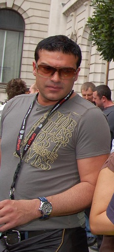 Tamer Hassan guest starred as Arms Dealer Agah Bayar.