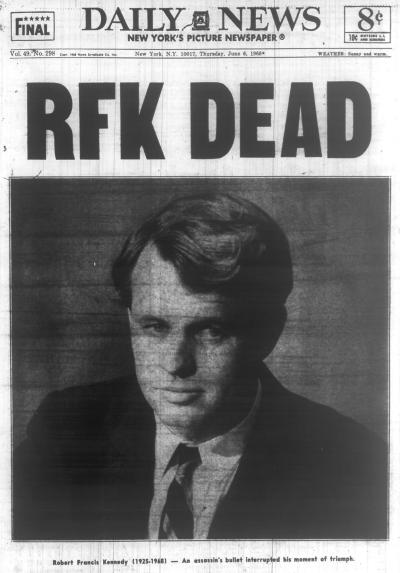Robert Kennedy-Headline