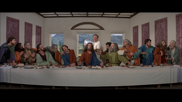Mel Brooks last supper