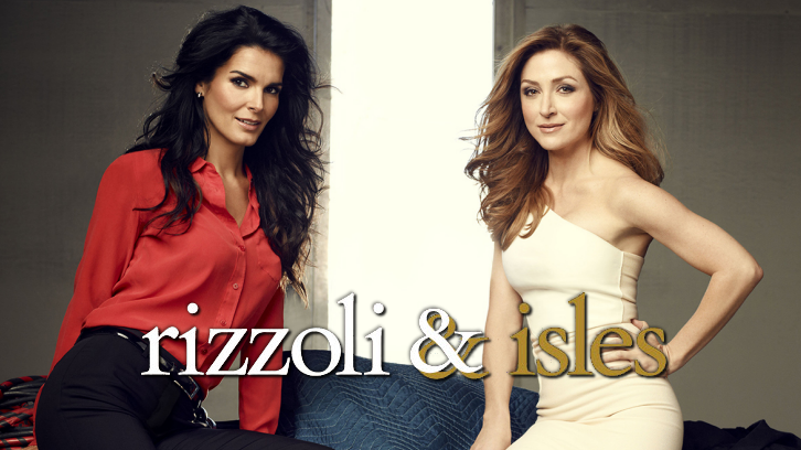 Rizzoli and Isles Header