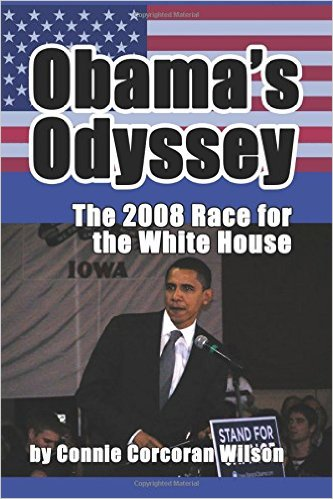 obama's odyssey amazon cover