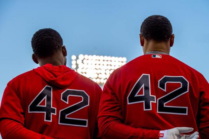 red sox 42 jackie robinson day