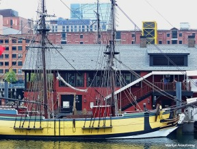 The Beaver and the Tea Party museum in Boston