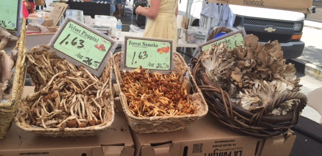 farm mkt mushrooms