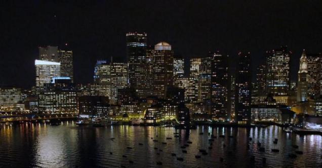 Starling City 2