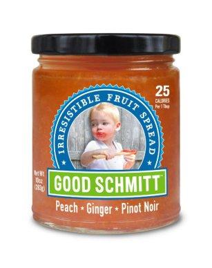Good Schmitt - Peach Ginger Pinot Noir