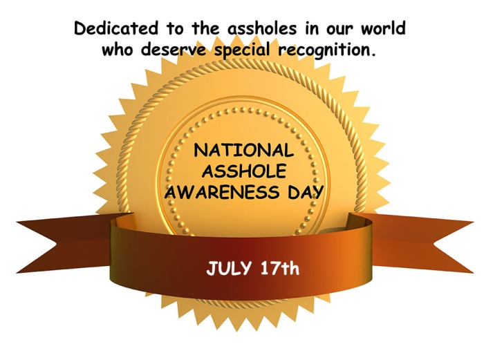 72-asshole-awareness-day-award